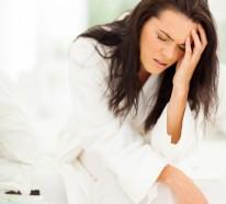 Ständige Kopfschmerzen ohne Medikamente überwinden