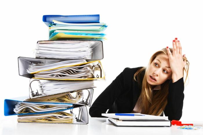 stress symptome gute seite schlechte seite
