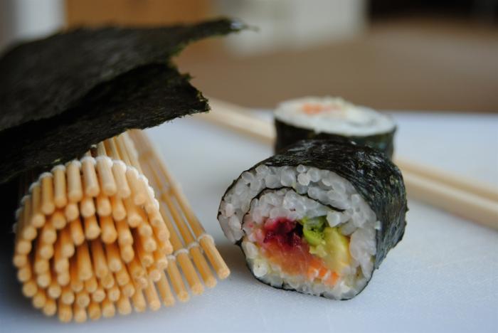 sushi kochen