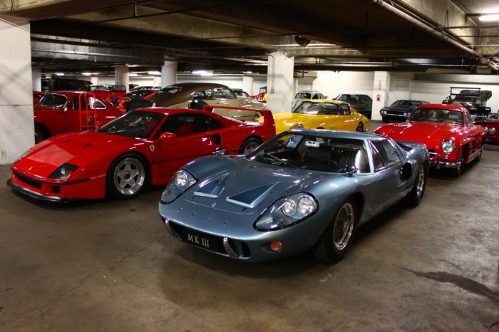 vermögen von Bill Gates haus garage luxus autos