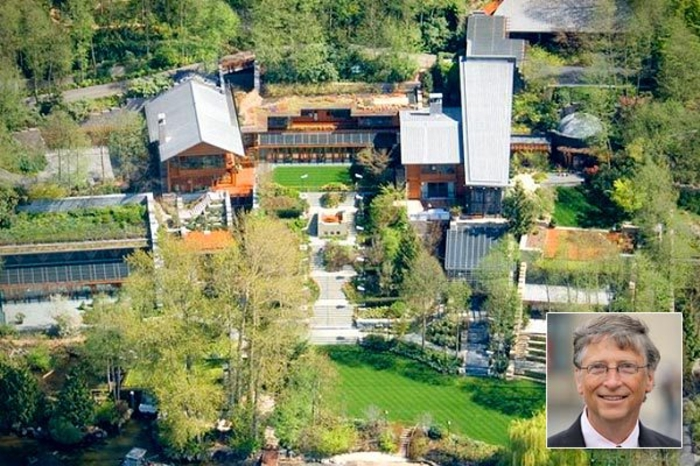 luxush user einblick ins bill gates haus