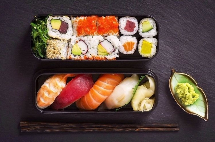 wasabi pflanze asiatische sushi essen