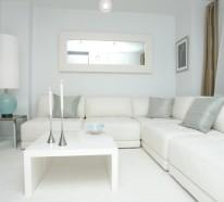 Wei e wohnzimmerm bel ein stilvolles wohnzimmer gestalten for Weisse dekoartikel
