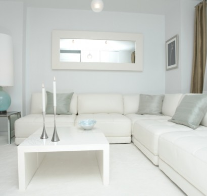 Beautiful Weiße Wohnzimmermöbel U2013 Ein Stilvolles Wohnzimmer Gestalten