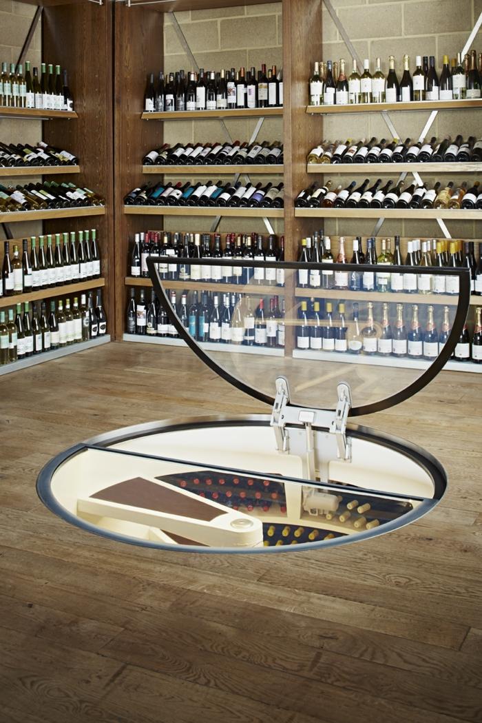 Weinkeller gestalten  Wie Sie die Weinlagerung clever und modern gestalten können