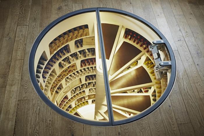 Wie Sie Die Weinlagerung Clever Und Modern Gestalten K 246 Nnen