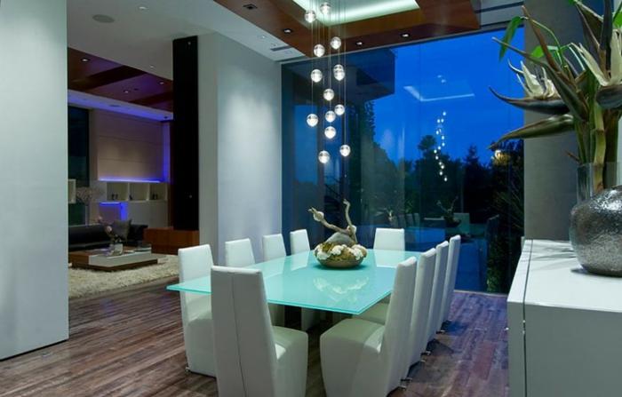 Moderne luxus esszimmer  Moderne luxus esszimmer ~ Ideen für die Innenarchitektur Ihres Hauses