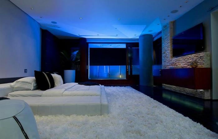 wohnen im luxus vermögen von Bill Gates haus schlafzimmer