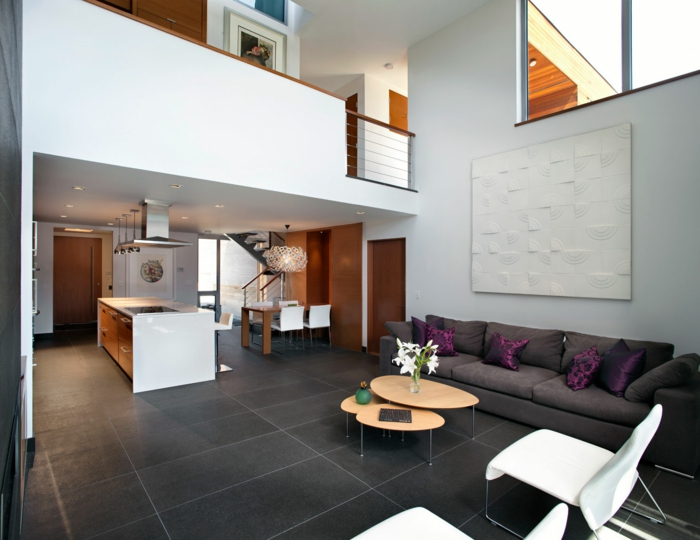 funktionelles wohnzimmer design in die tat umsetzen, Attraktive mobel