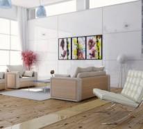 Moderne Wohnzimmermöbel für die Gestaltung eines ansprechenden Wohnbereiches