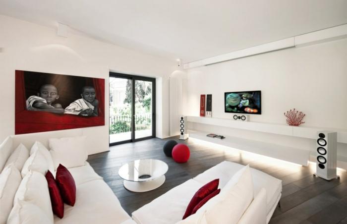 Weisse Wohnzimmermobel Ein Stilvolles Wohnzimmer Gestalten