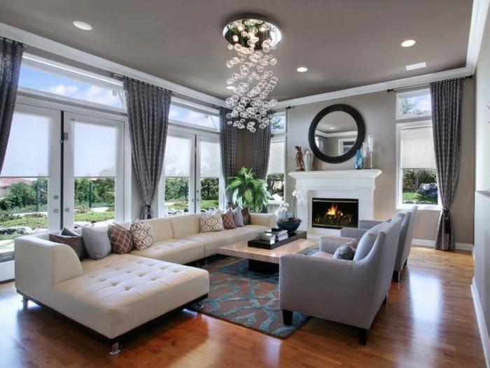 Wohnzimmereinrichtungen   Prachtvolle Ideen für das Wohnzimmer Design