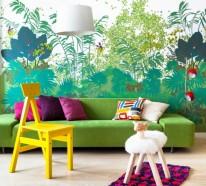 Grünes Sofa – Würde es sich gut in Ihr Zuhause einschreiben?