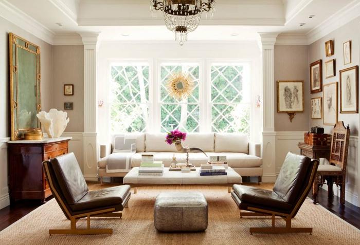 wohnzimmereinrichtungen prachtvolle ideen fr das wohnzimmer design - Wohnung Beige Ikea