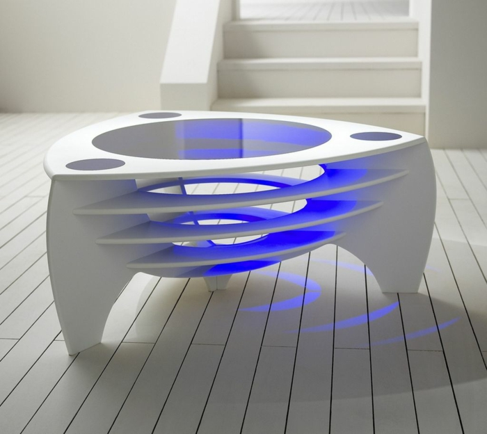 coole wohnzimmertische:coole wohnzimmertische : Ausgefallenes Wohnzimmertisch Design sorgt