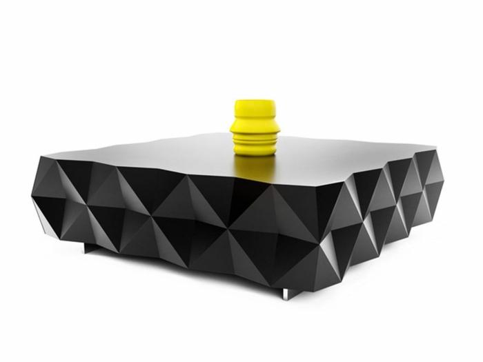 design wohnzimmertisch:Ausgefallenes Wohnzimmertisch Design sorgt für einen unumstrittenen