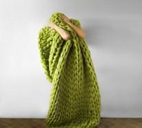 Kuschelweiche Wolldecken, die mit ihrer Kreativität faszinieren