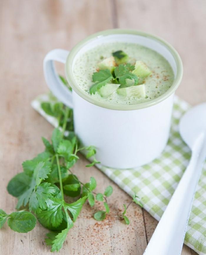 zucchini salat rezepte und zucchini creme suppe