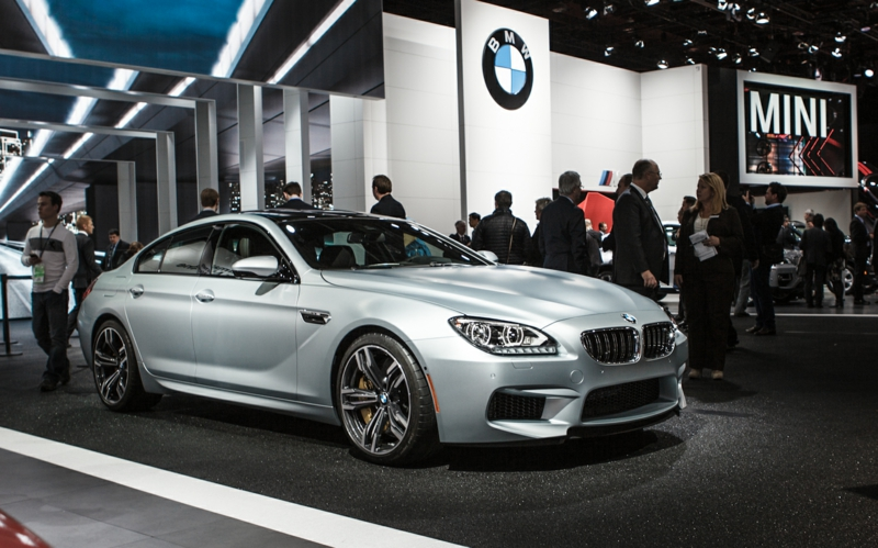 2014 bmw m6 gran coupe front bmw modelle