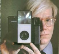 werbung - Andy Warhol Lebenslauf