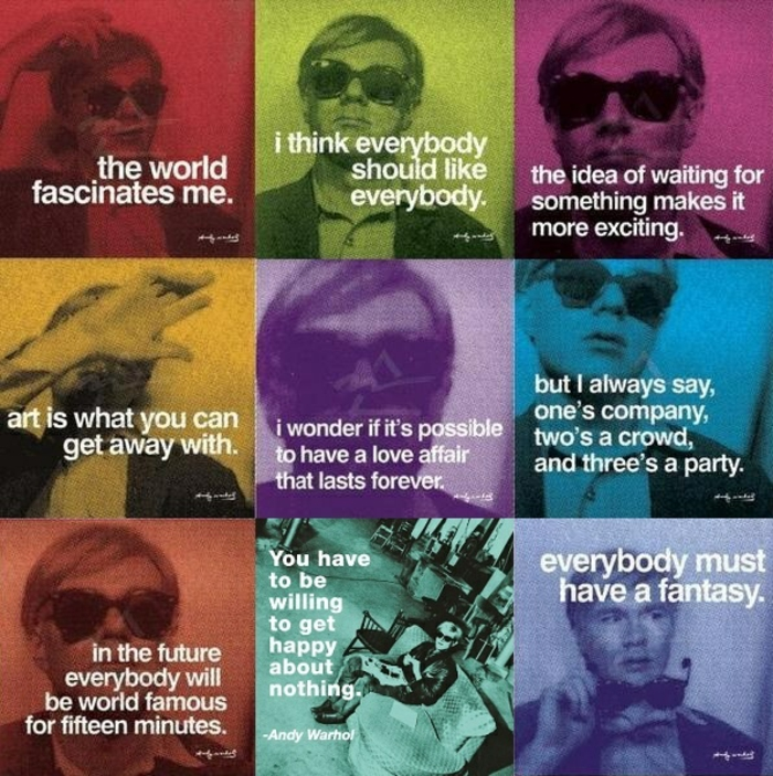 andy warhol werke und leben popkunst - Andy Warhol Lebenslauf