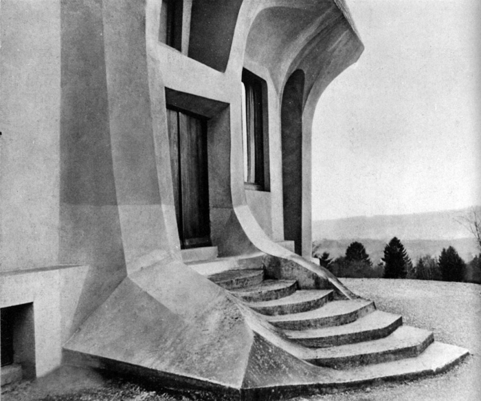 Anthroposophische Architektur Rudolf Steiner