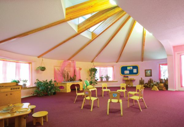Anthroposophische Architektur waldorf schule