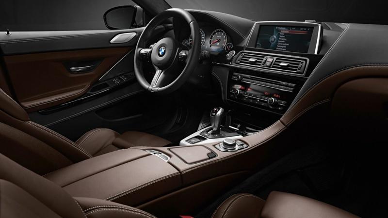 BMW modelle M6 GRAN COUPE