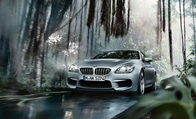 BMW modelle M6 Gran Coupe autos