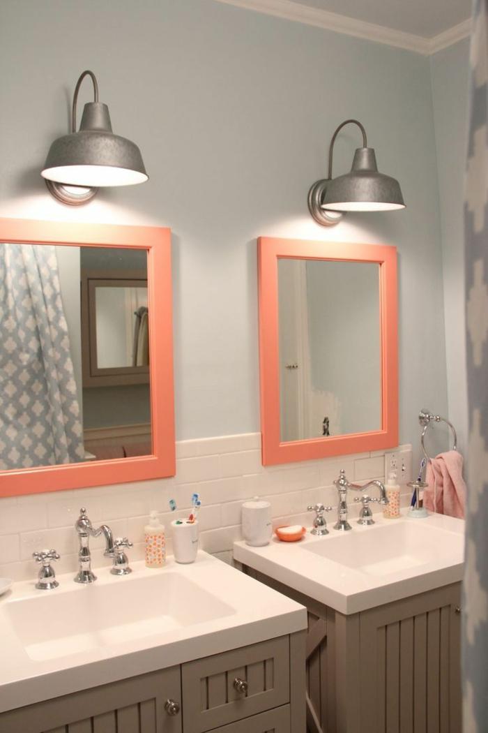 Badezimmer spiegel beleuchtung die praktisch sinnvolle for Moderne badezimmer beleuchtung