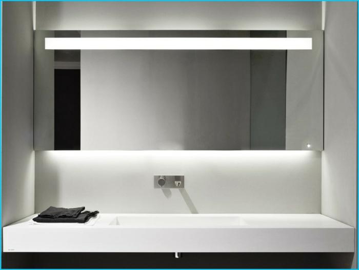 Badezimmer Spiegel Beleuchtung