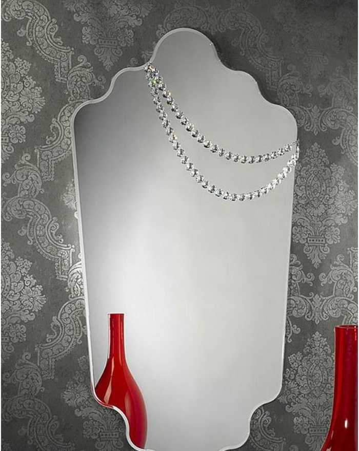 Badezimmer Spiegel Ideen elegant