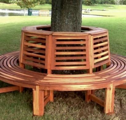 Baumbank 17 Ausgefallene Und Naturfreundliche Designs