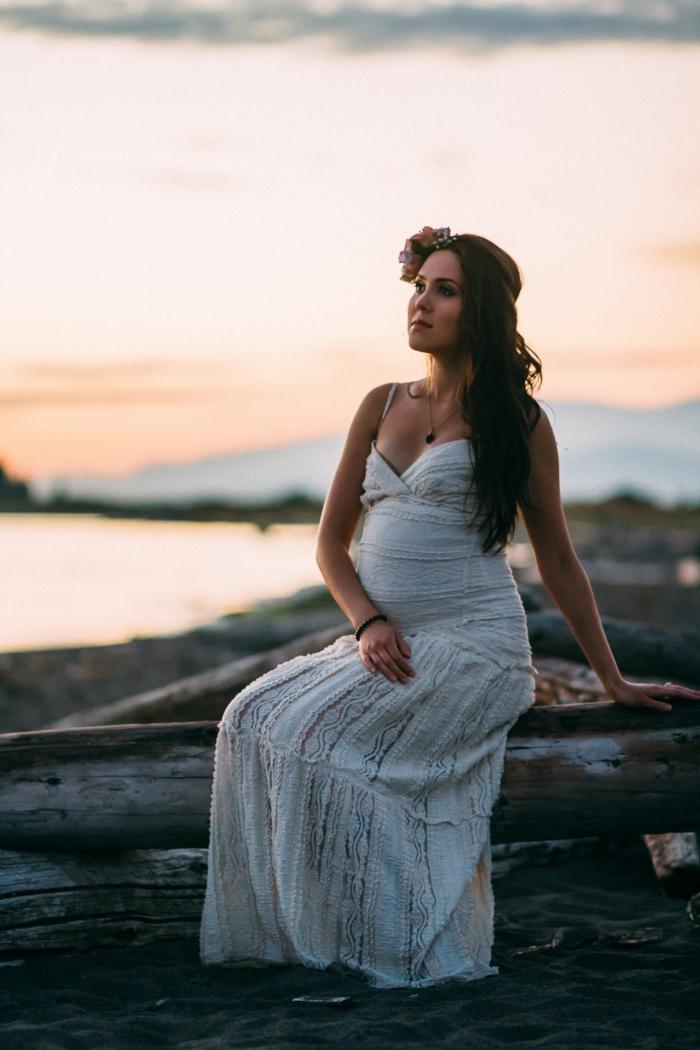 Brautkleid für Schwangere baumwolle