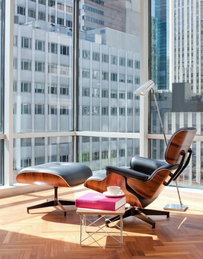 Charles Eames Lounge Chair designer sessel lounge stuhl