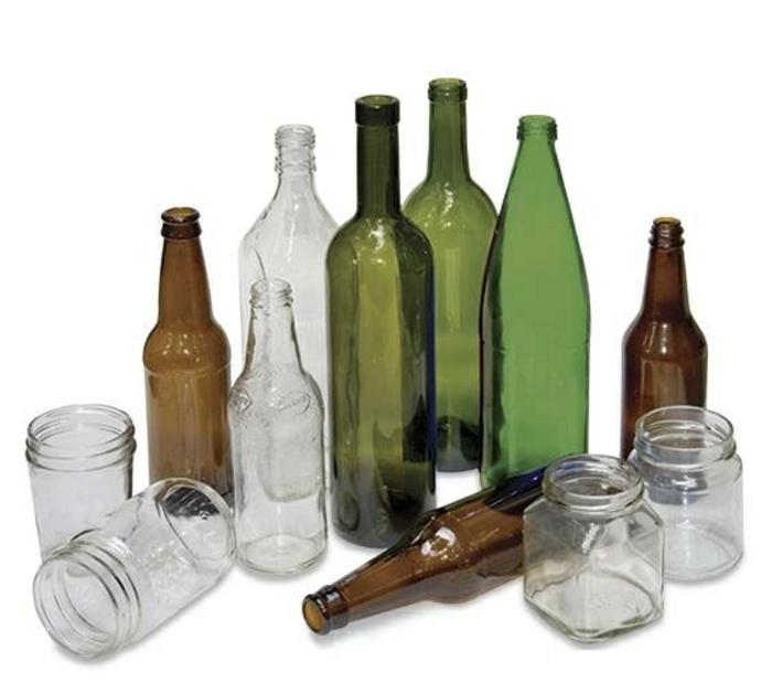 Diy deko aus glasflaschen 20 inspirierende beispiele und for Deko aus glas