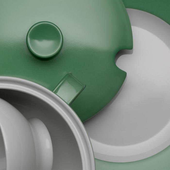 Designer Geschirr Dibbern Weitz porzellan zuckerdose