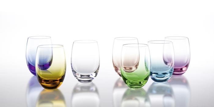 Designer Geschirr Dibbern glas