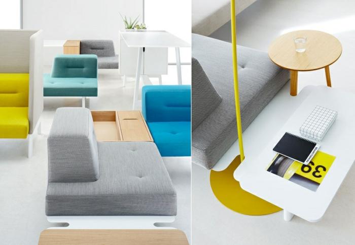 Docks möbelsysteme modulares sofa und designer möbel