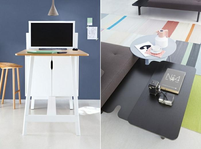 Moderne büromöbel  Modulares Sofa, aber nicht im Wohnraum, sondern im Büro