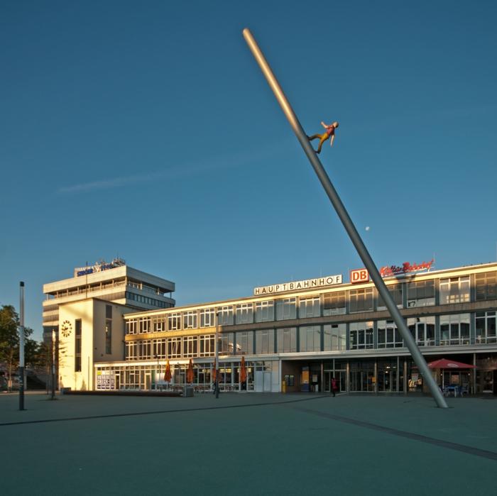 Documenta Kassel himmelsstürmer