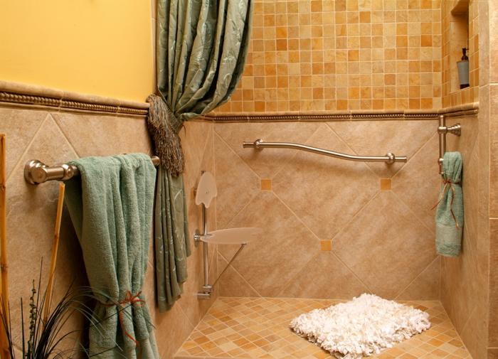 Einrichtungsbeispiele Senioren Badezimmer