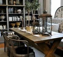 15 platzsparende Möbel für die modernen Esszimmer und Wohnküche