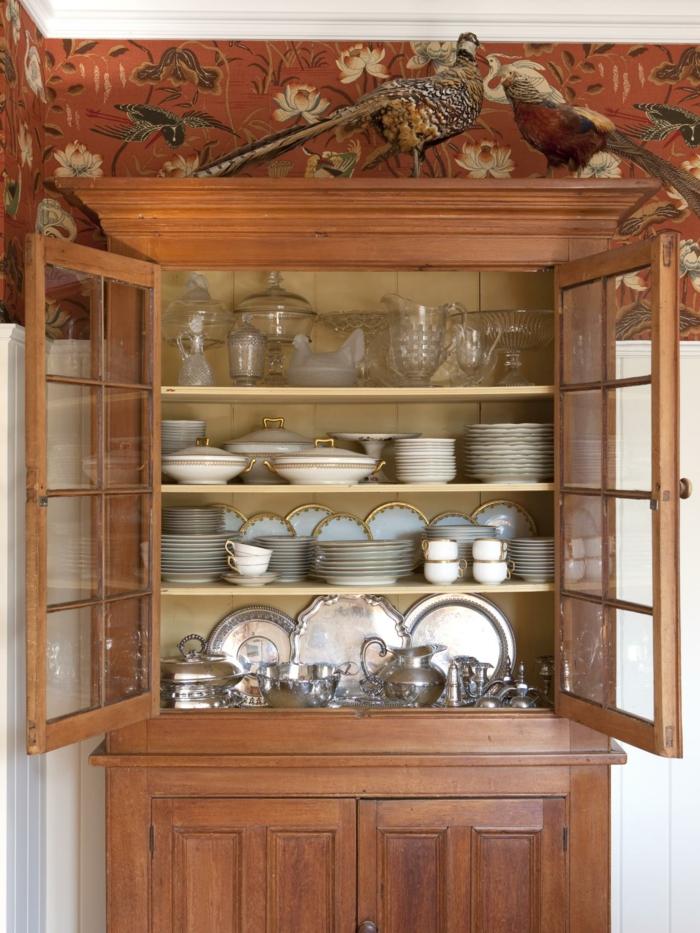 platzsparende Möbel Esszimmermöbel Wohnküchen untertisch treppe kombi teller