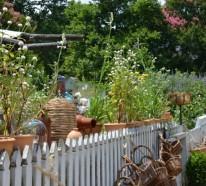 Garten und Landschaftsbau in Virginia-ein Ausflug in die Geschichte