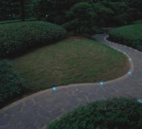 Gartenbeleuchtung-23 Ideen und Impulse für ein romantisches Ambiente