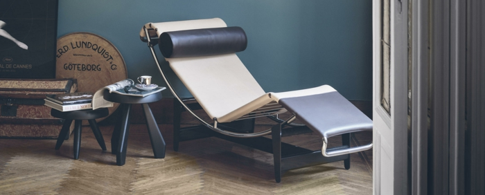 le corbusier m bel haben einen kultigen status seit den 30ern. Black Bedroom Furniture Sets. Home Design Ideas