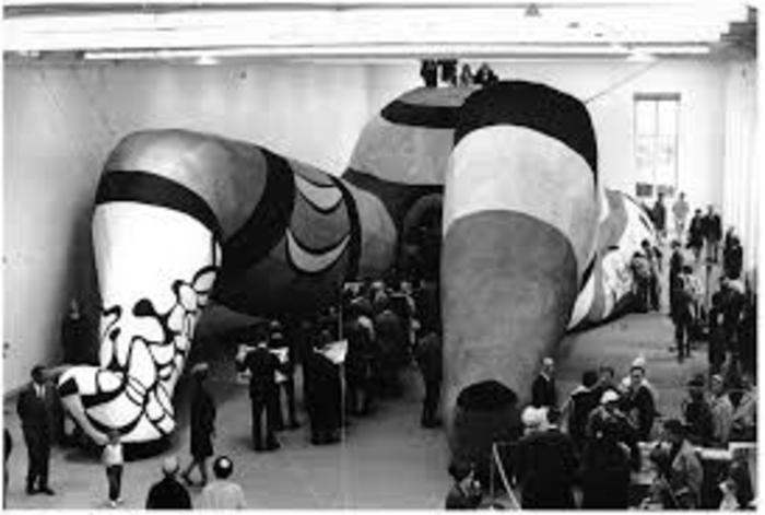 Niki de saint Phalle die grösste nana sweden