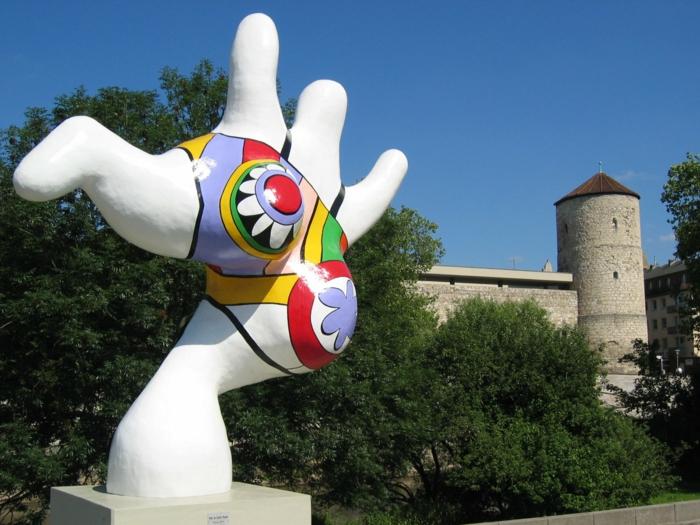 Niki de saint Phalle hannover emblem