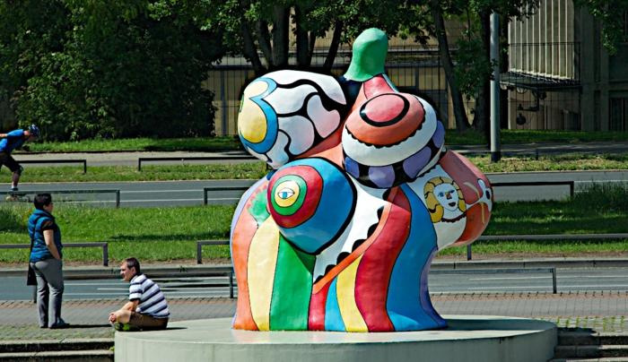 Niki de saint Phalle hannover
